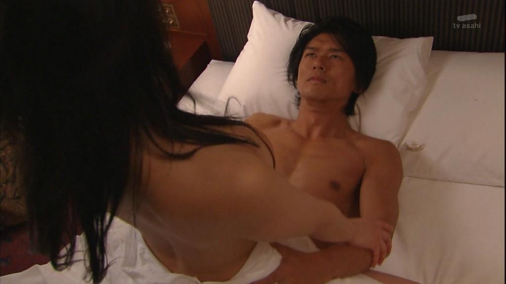 ドラマ「特命係長 只野仁」濡れ場まとめ